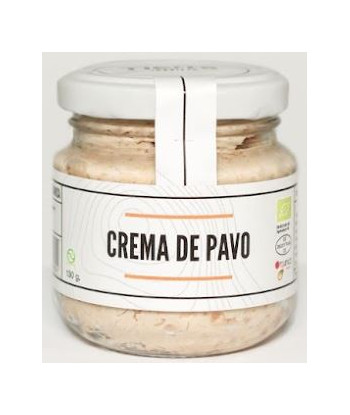 Crema de Pavo