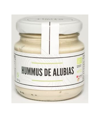 Hummus de Alubias